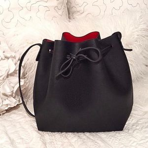 Pouch shoulder bag